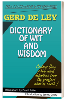 dictionary of wit and wisdom